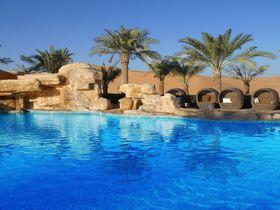アラブの極上砂漠リゾートと絶景サンライズをお得に「アラビアン ナイツ ヴィレッジ」