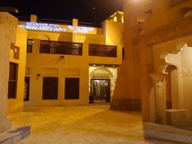 アラブの邸宅に泊まる!?ドバイの歴史地区で魅惑のアラビアンナイト
