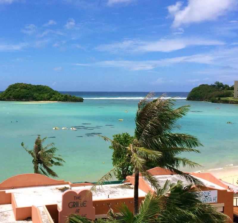 オンザビーチでコスパ最高!グアム「サンタフェホテル」がお勧めな理由