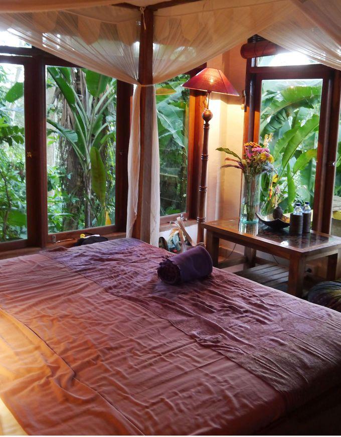 ジャングルの中の大人の隠れ家「グリーンスピリットヴィラ」