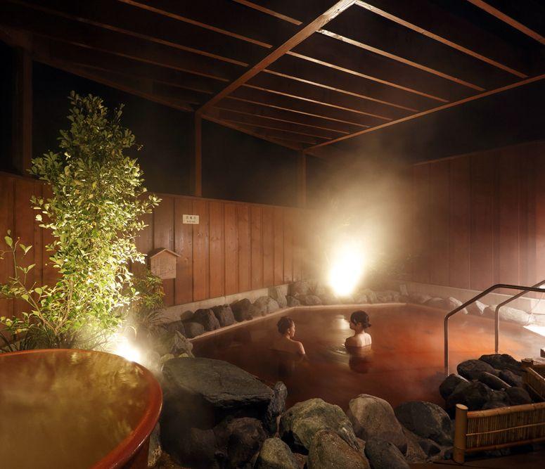天然温泉「美ゆ」