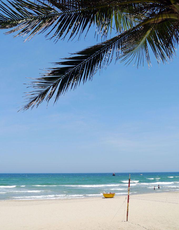想定外に美しいダナンの「ミーケービーチ」
