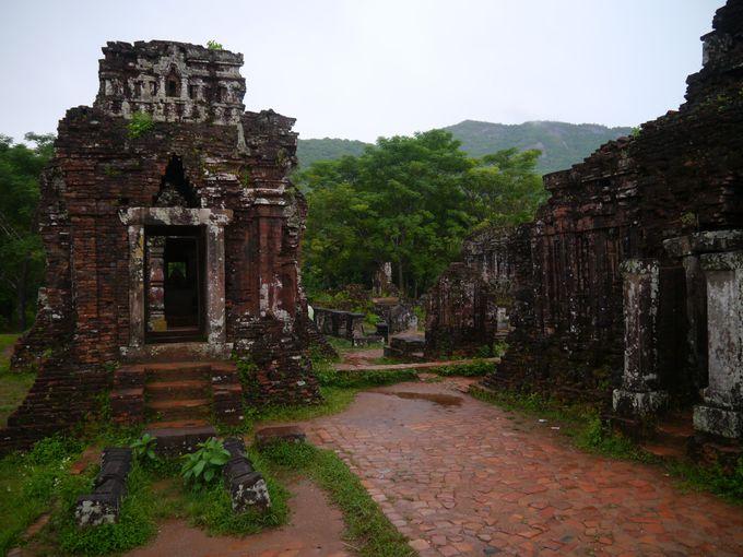 ベトナムの世界遺産へ