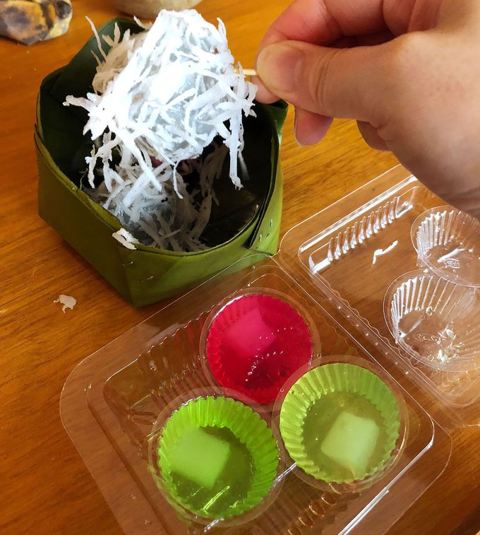 タイの伝統的なお菓子