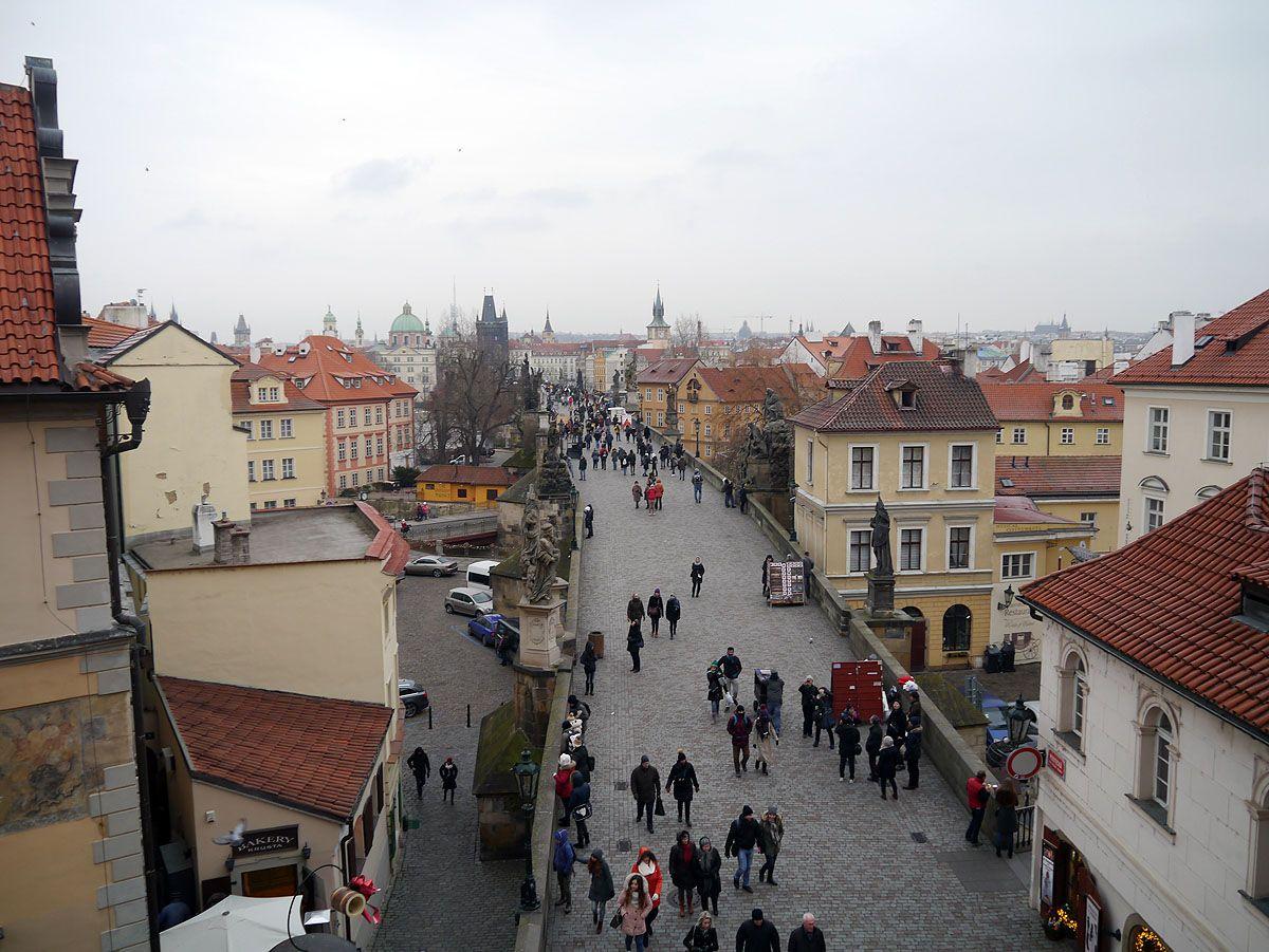 はじめてのプラハ王道観光1日モデルコース