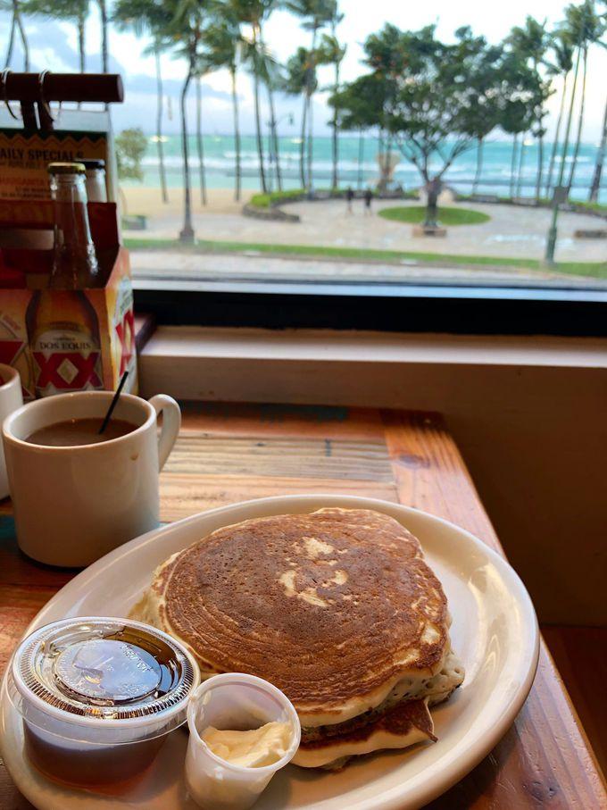 ハワイのスイーツ代名詞!パンケーキ