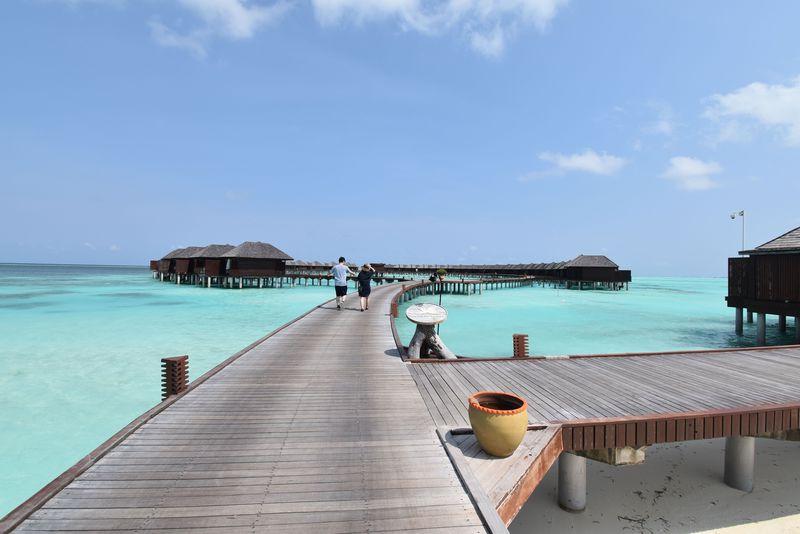 モルディブ一泊2万円台の極上ホテル「オルベリ リゾート&スパ」