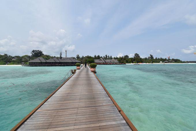 南マーレにある美しい1島1リゾート