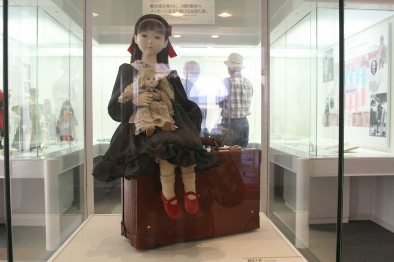 古今東西の人形が一同に集結!! 横浜人形の家