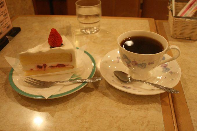 人情味あふれる下町の喫茶店