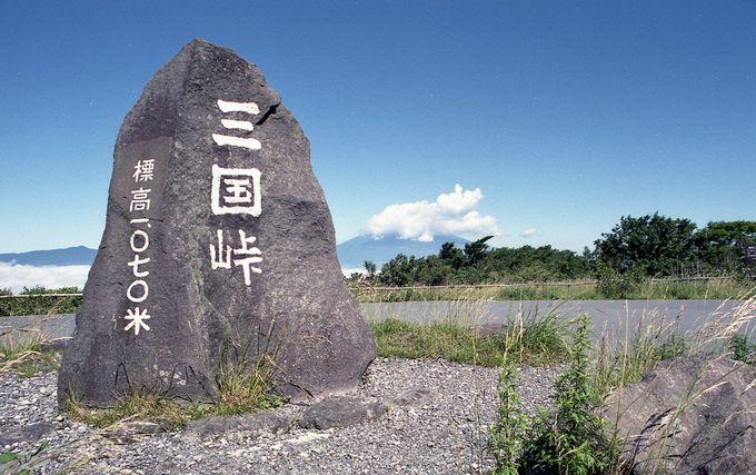 1.芦ノ湖スカイライン(神奈川県)
