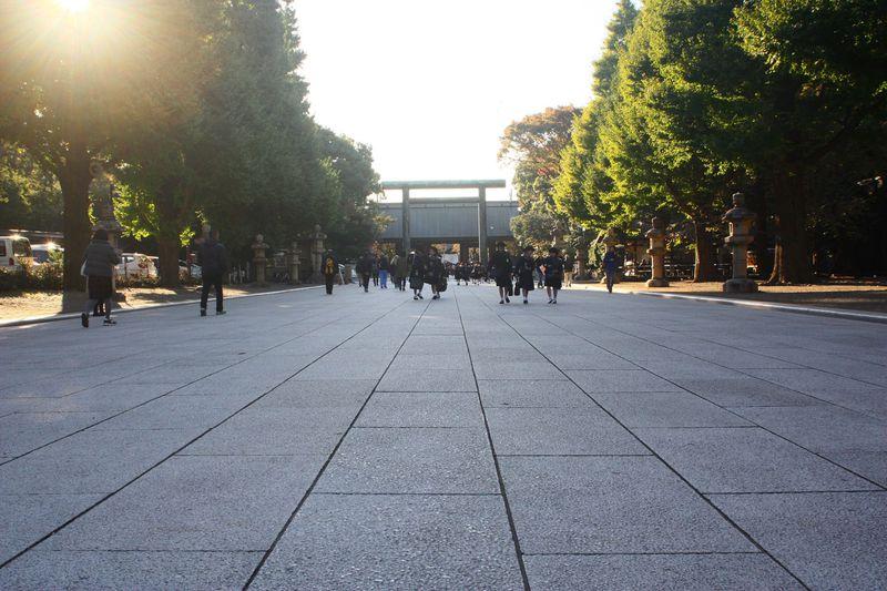 東京・九段、靖国神社を観光スポットとして探求してみよう!!