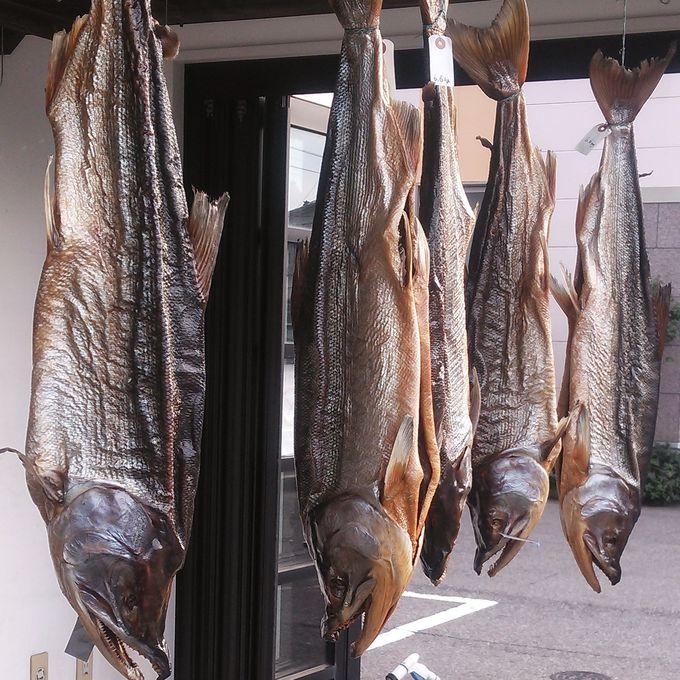 忘れてはいけない村上特産の鮭グルメ