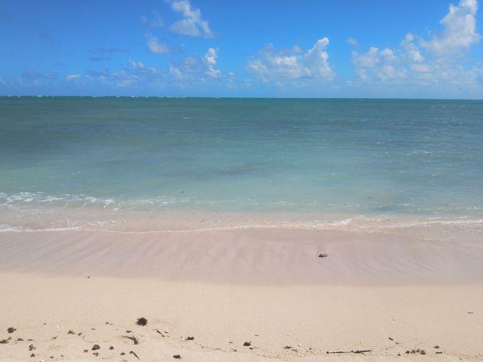 全米ビーチNo.1「ワイマナロビーチ」