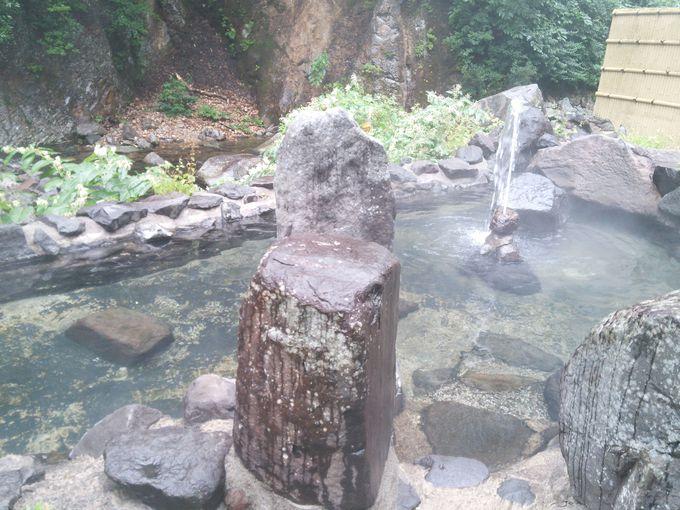 開放的な大露天風呂