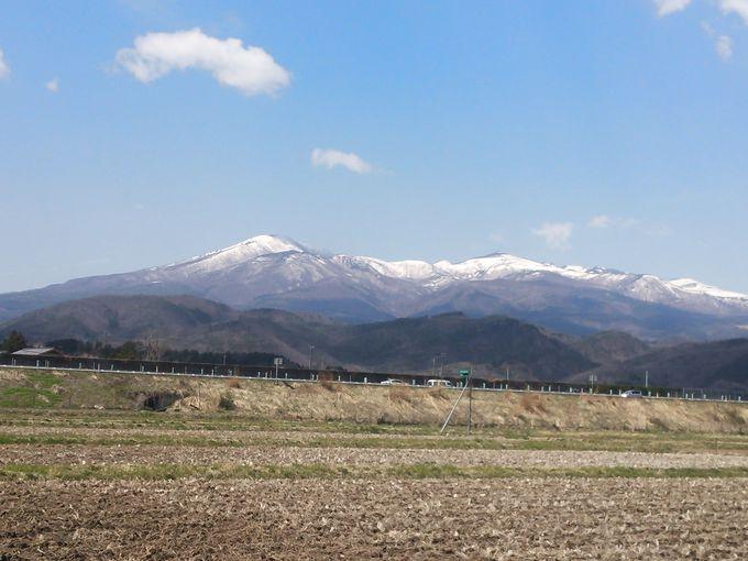 自然環境に恵まれた大玉村、本当の空がある安達太良山がすぐそこに!