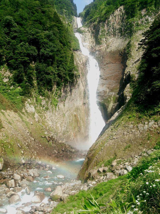 北陸で必見の「称名滝」