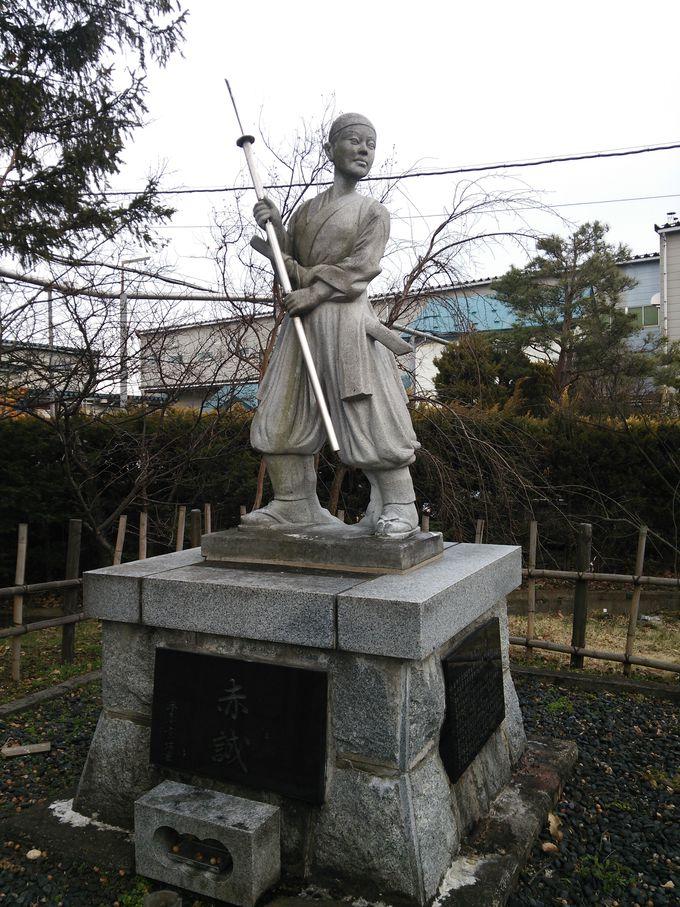 戊辰戦争で勇敢に戦った中野竹子