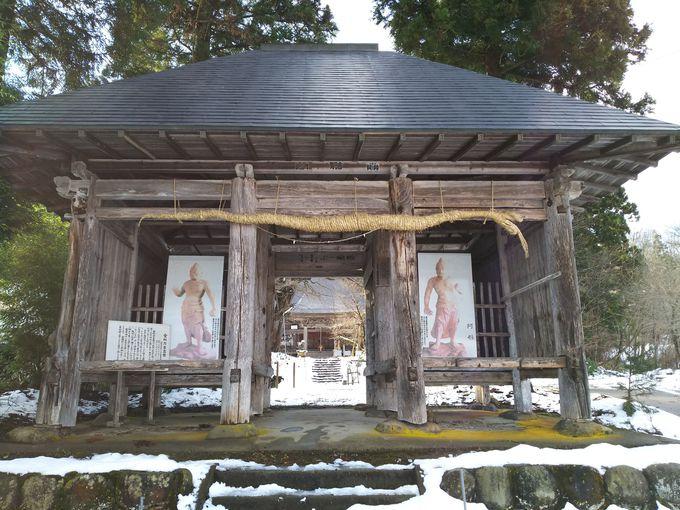 天台宗の名刹「法用寺」