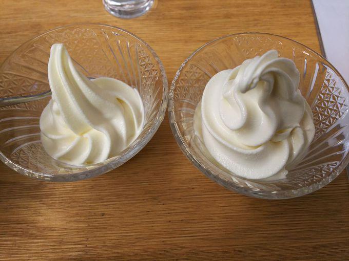 食後にアイスクリーム付!アイスクリーム店「あいすや本町」のラーメン