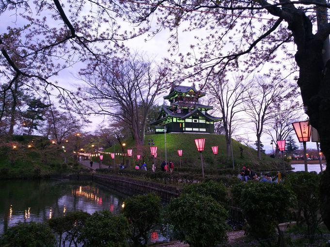 高田城三重櫓エリア