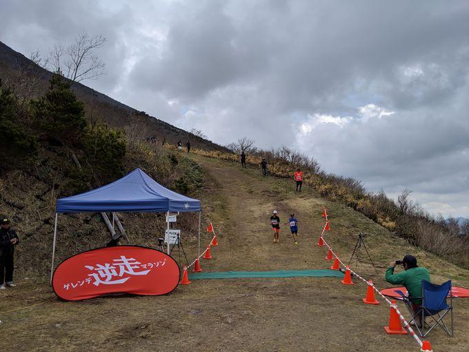 年間6戦、磐梯山周辺のスキー場で開催