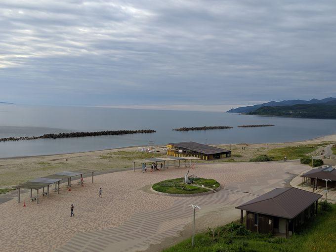 大観荘せなみの湯で、日本海と温泉を満喫