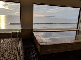 ホテル目の前がビーチ!新潟「大観荘せなみの湯」は夕陽も必見