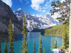 カナディアン・ロッキーに宝石のごとく輝く5つの湖で心を洗おう!