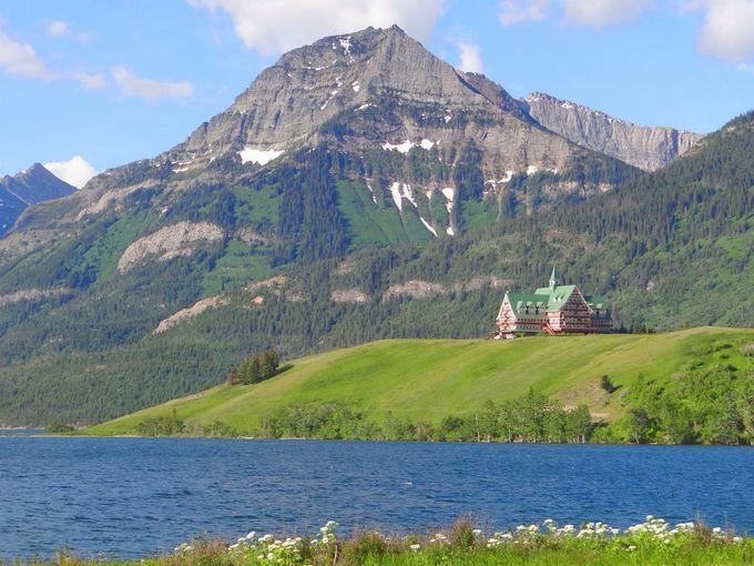 カナダ・ウォータートン国立公園