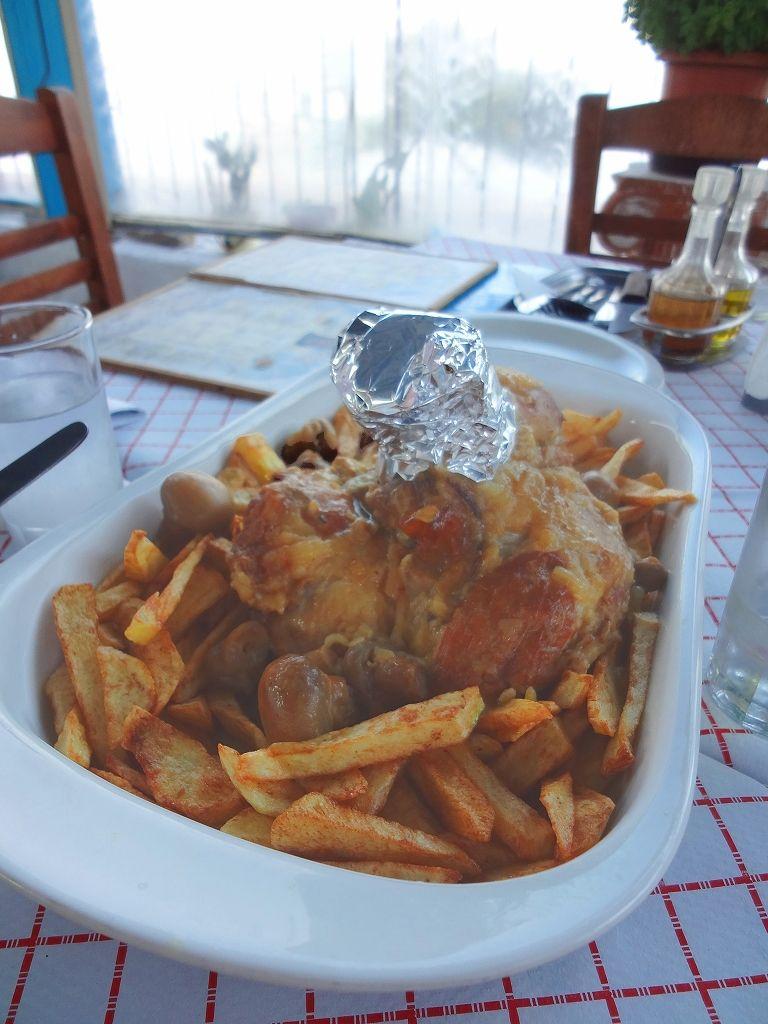 ギリシャ料理もお見逃しなく