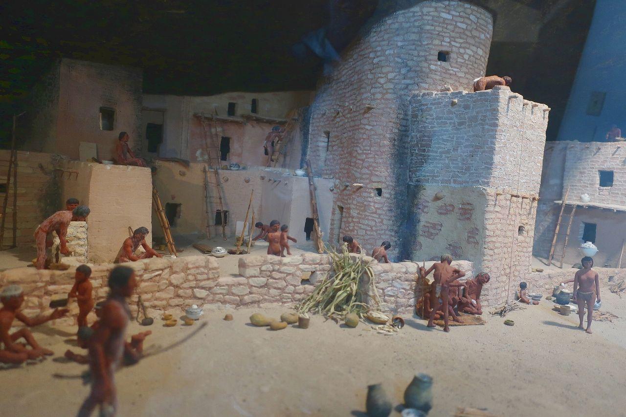 世界遺産第1号のアメリカ先史遺跡