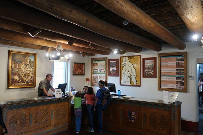 メサヴェルデ国立公園へのアクセス