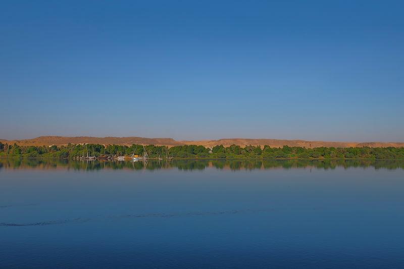 エジプト5000年の悠久に身を委ねるナイル川クルーズの旅