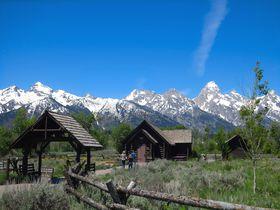 アメリカ西部開拓時代の原風景を訪ねて グランドテイトン国立公園
