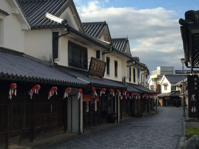 小京都・柳井の町の歴史について、少しお話します。