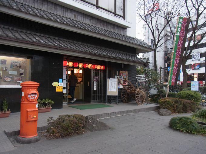 古き良き下町の文化を伝えるために作られた下町風俗資料館