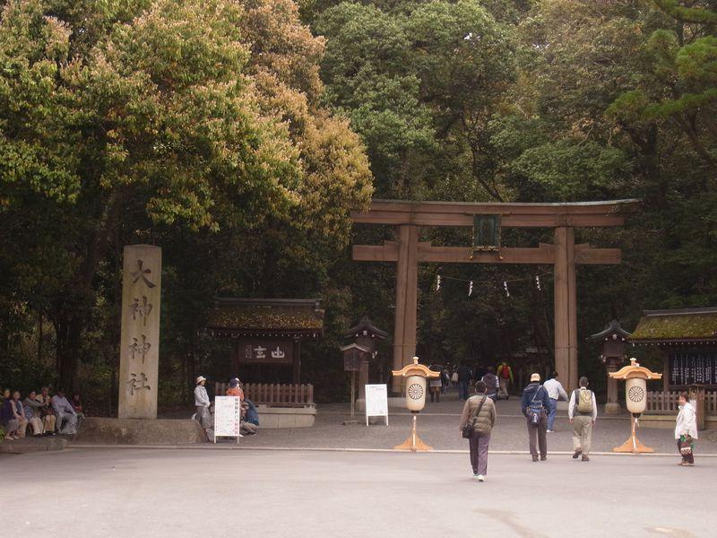 日本最古の神社・大神神社は奈良最強のパワースポット!