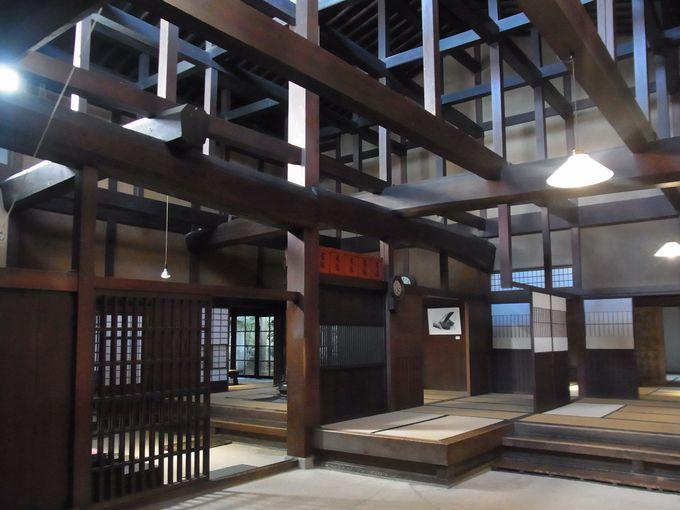 必見!匠の最高芸術品「吉島家住宅」