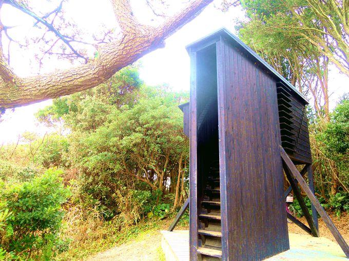 佐久島のパワースポットがある弁天島エリア