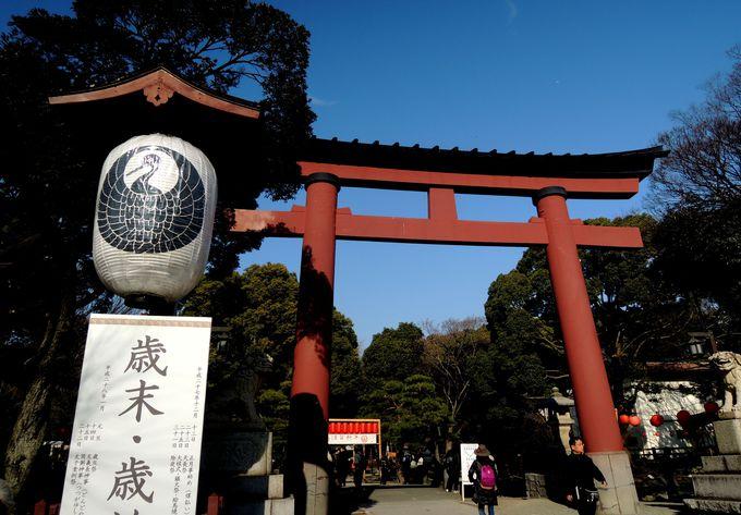 9.平塚八幡宮/平塚市