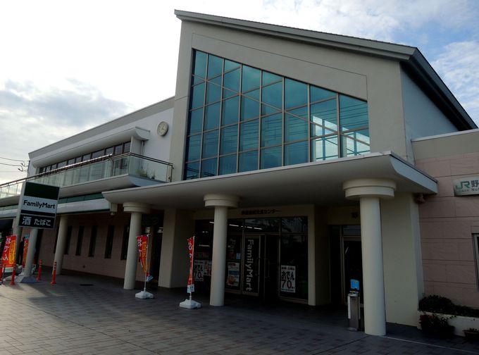 野蒜駅の旧駅舎は震災伝承館(仮称)となる予定