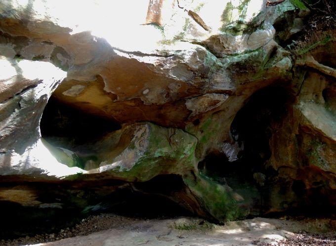 5.泉福寺洞窟