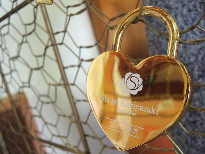 国境を越えた愛がここで・・恋人の聖地としての「松山城二之丸史跡庭園」