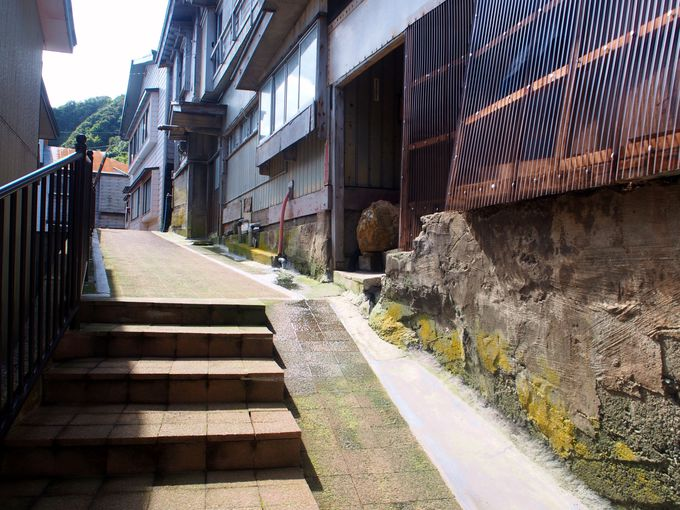 日本唯一!歩行者専用の階段がある国道「階段国道」