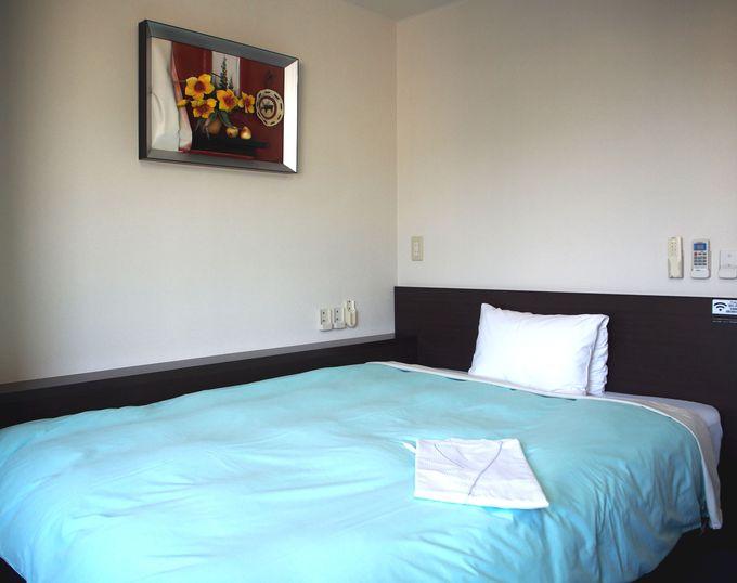 観光・ビジネスに最適!好立地で広々とした部屋が魅力の「萩ロイヤルインテリジェントホテル」
