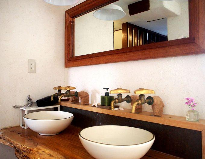 可愛いと評判のrucoの洗面所とシャワールーム