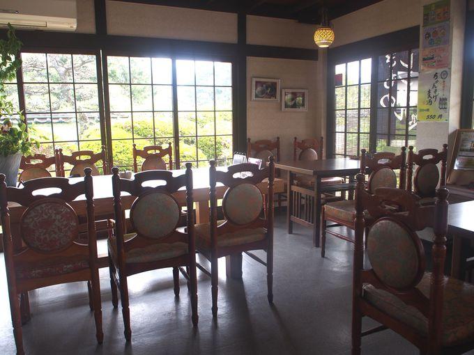 築120年以上の古民家でいただくカフェスイーツ