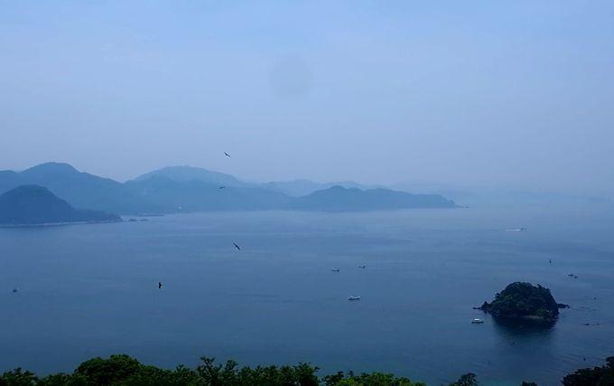 明神池から笠山までプチ山登り!絶景を見に行こう