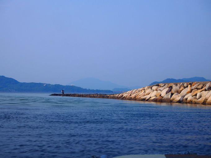 萩八景遊覧船で日本海へ!ちょっとしたアトラクションも?
